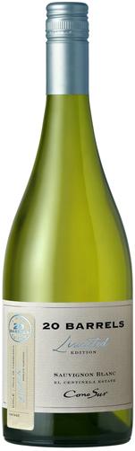 20バレル・リミテッド・エディション - ソーヴィニヨン・ブラン